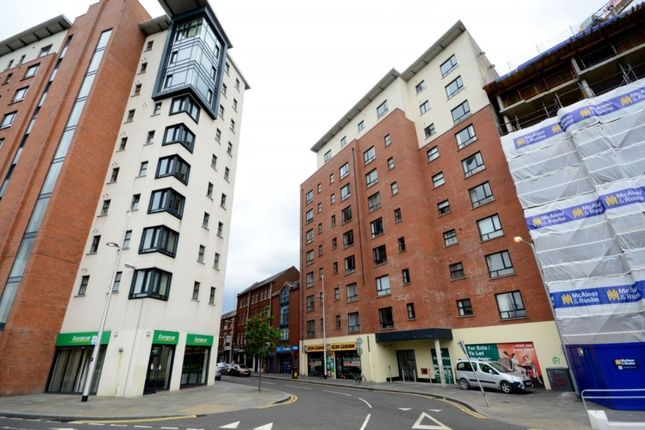 Thumbnail Flat for sale in Fountain Centre, College Street, Belfast