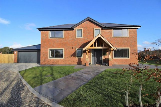 Thumbnail Detached house for sale in Barnview Court, Lower Bartle, Preston