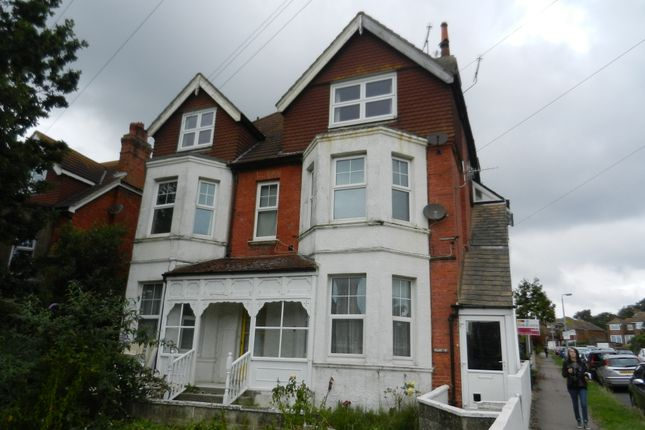 Thumbnail Flat to rent in Buckhurst Road, Bexhill On Sea East Sussex