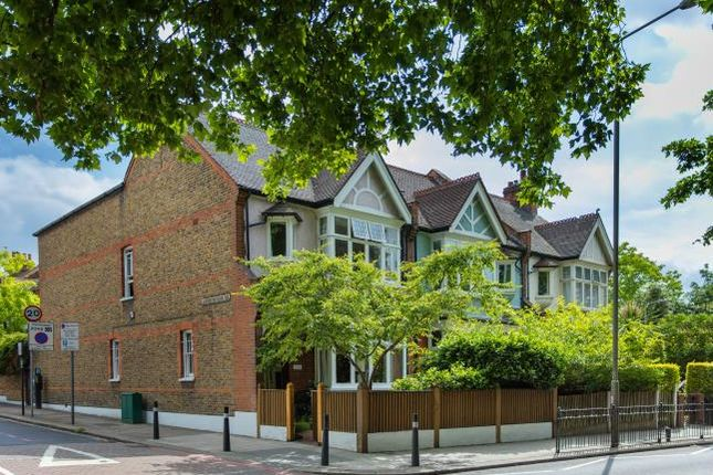 Thumbnail Terraced house for sale in Clapham Common West Side, London