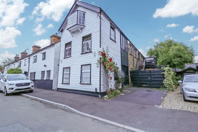 Thumbnail Detached house for sale in Churchgate Street, Harlow