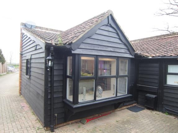 Thumbnail Bungalow for sale in Coxtie Green Road, Pilgrims Hatch, Brentwood