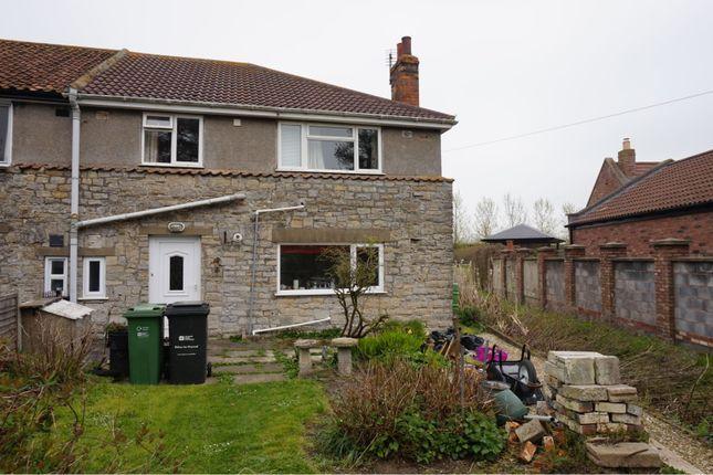 Thumbnail Semi-detached house for sale in Tarnock, Axbridge