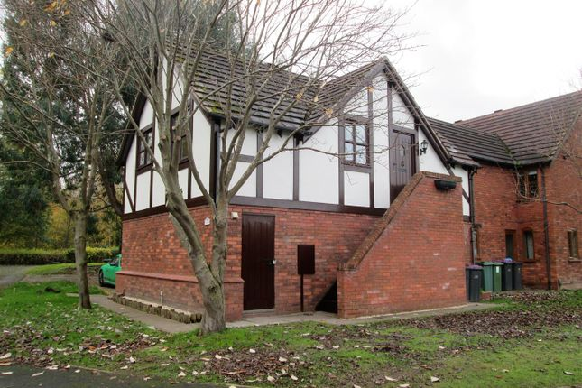 Thumbnail Detached house for sale in Mere Grove, Telford