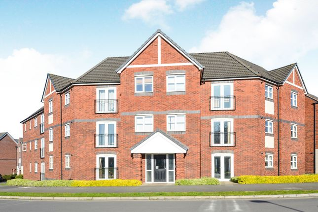 Thumbnail Flat to rent in Girton Way, Mickleover