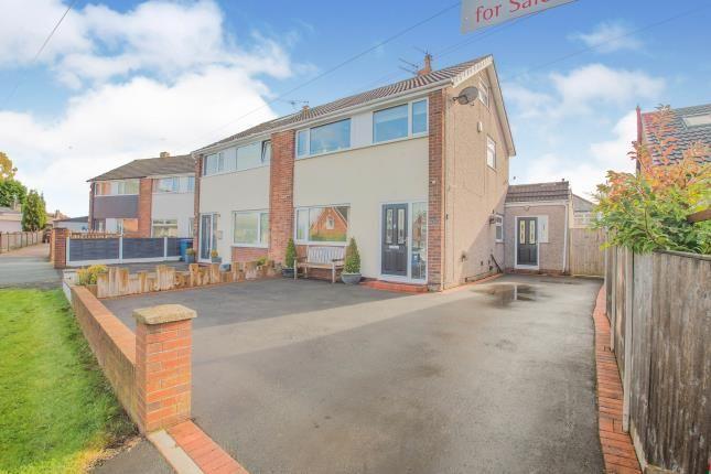Thumbnail Semi-detached house for sale in Deerpark Road, Burnley, Lancashire