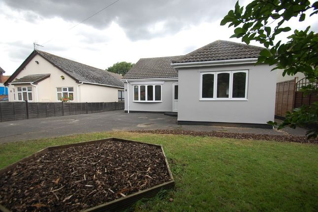 Thumbnail Detached bungalow for sale in London Road, Marks Tey, Colchester