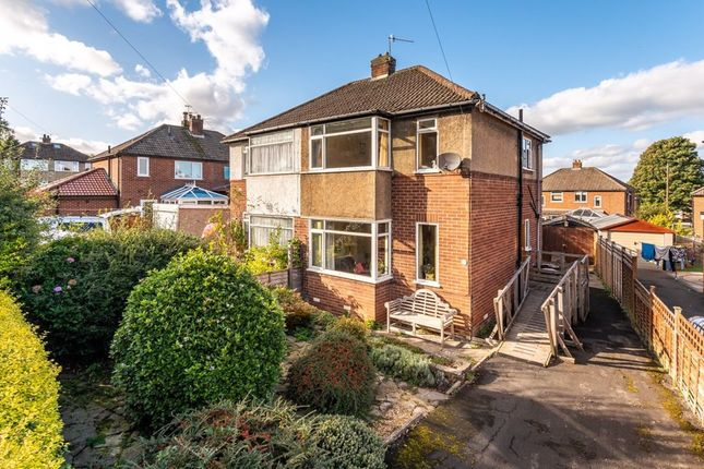 3 bed semi-detached house for sale in Milner Bank, Otley LS21
