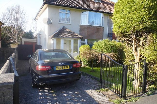 Thumbnail Semi-detached house for sale in Broadfield Road, Oswaldtwistle, Accrington