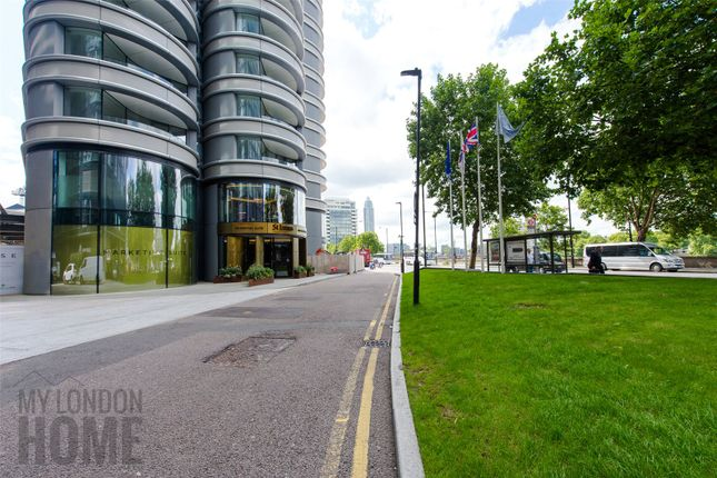 1 bed flat for sale in The Corniche, Tower One, 20-21 Albert Embankment, London