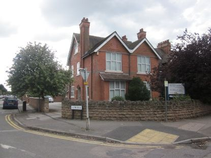 Thumbnail Office for sale in 86 Melton Road, 86 Melton Road, West Bridgford
