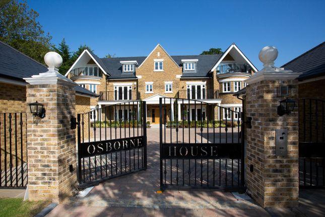 Thumbnail Flat for sale in Osborne House, Charters Road, Sunningdale, Berkshire