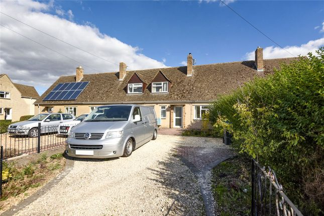 Thumbnail Terraced house to rent in Station Road, Brize Norton