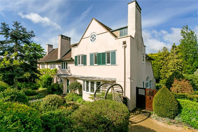 Thumbnail Property for sale in Moss Lane, Pinner, Middlesex