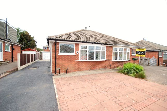 Semi-detached bungalow for sale in West Side, Blackpool, Lancashire