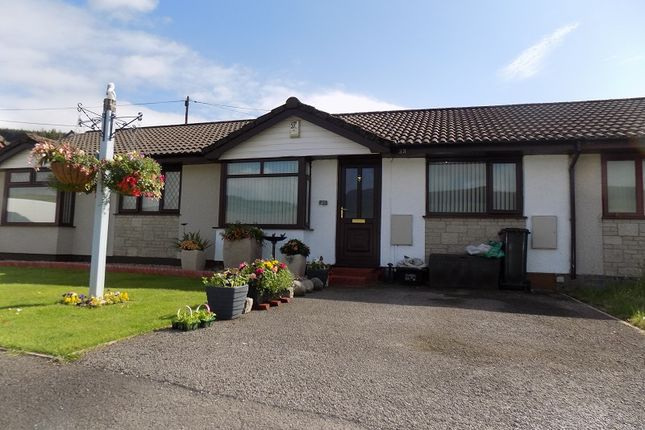 2 bed terraced bungalow for sale in Cwm Farteg, Bryn, Port Talbot, Neath Port Talbot. SA13