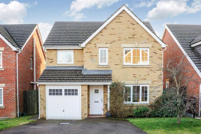 Thumbnail Detached house for sale in Barnard Way, Church Village, Pontypridd