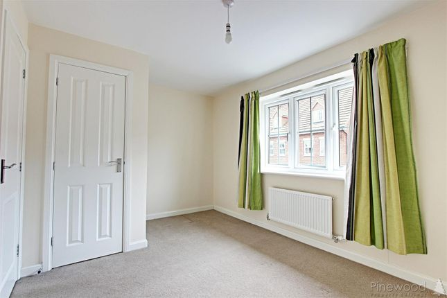 Master Bedroom of Askew Way, Chesterfield, Derbyshire S40