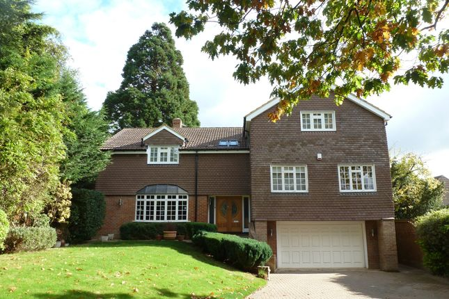 Thumbnail Detached house for sale in Firs Walk, Northwood