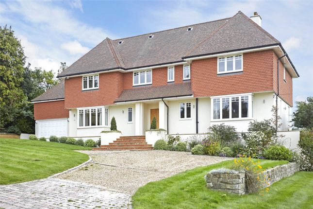 Thumbnail Detached house for sale in Ralliwood Road, Ashtead, Surrey