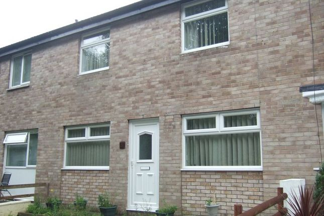 Thumbnail Terraced house to rent in Lanelay Park, Pontyclun, R.C.T