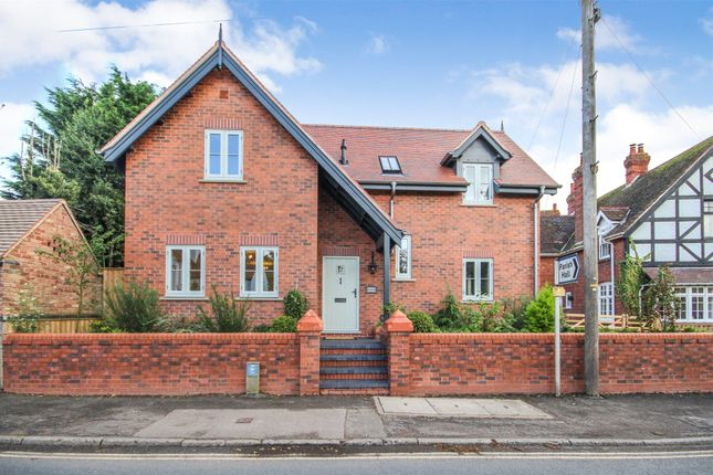 Thumbnail Detached house for sale in The Green, Hallow, Worcester, Worcestershire