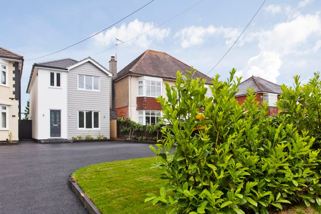 Thumbnail Detached house for sale in Magna Road, Bournemouth