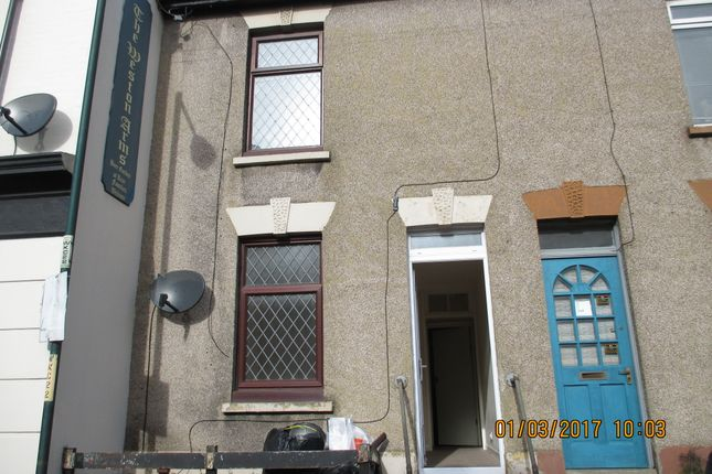 Thumbnail Terraced house to rent in Weston Road, Chatham