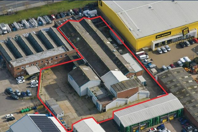 Thumbnail Warehouse to let in 29A Robjohns Road, Chelmsford, East Of England