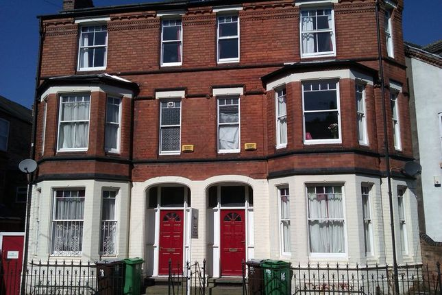 Thumbnail Detached house to rent in Lake Street, Nottingham