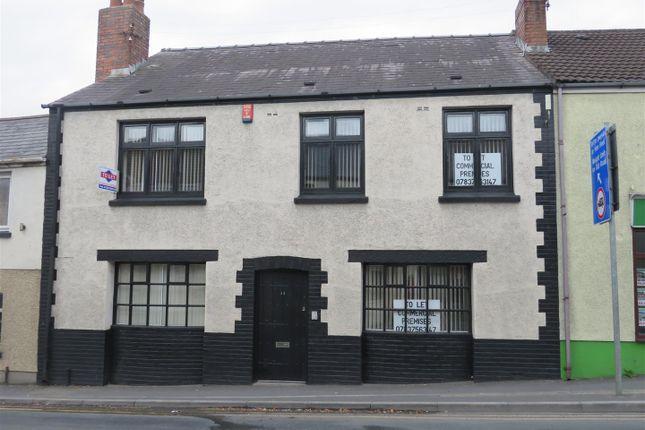 Thumbnail Property to rent in Thomas Street, Llanelli