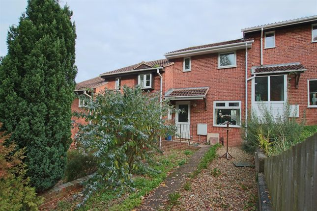 2 bed terraced house for sale in Westminster Road, Redhills, Exeter