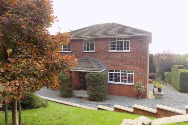 Thumbnail Detached house for sale in Back Drive, Skewen, Neath, Neath Port Talbot.