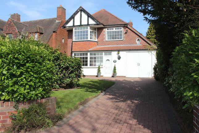 Thumbnail Detached house for sale in Chester Road, Kingshurst, Birmingham