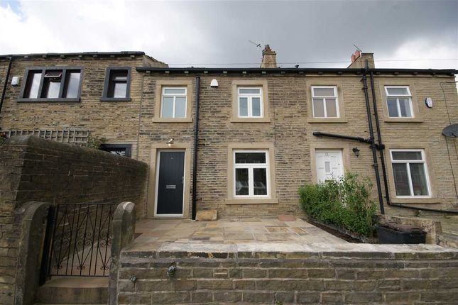 Thumbnail Terraced house to rent in Syke Lane, Halifax