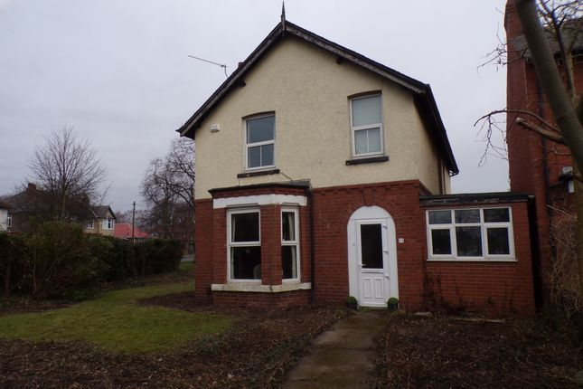 Thumbnail Detached house for sale in Wetherby Road, York