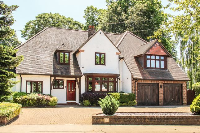 Thumbnail Detached house for sale in Whitgift Avenue, South Croydon