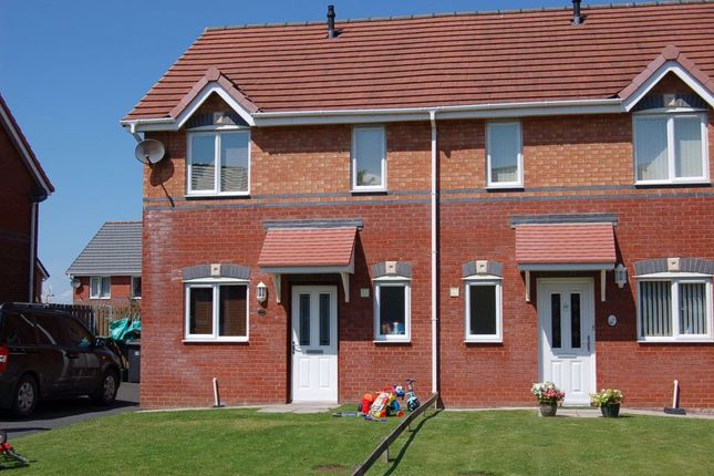 3 bed semi-detached house to rent in Hawthorn Place, The Hawthorns, Carlisle CA2