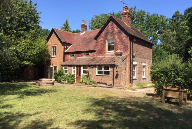 Thumbnail Detached house for sale in London Road, Lowfield Heath