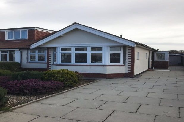 Thumbnail Bungalow to rent in Larkfield Lane, Southport