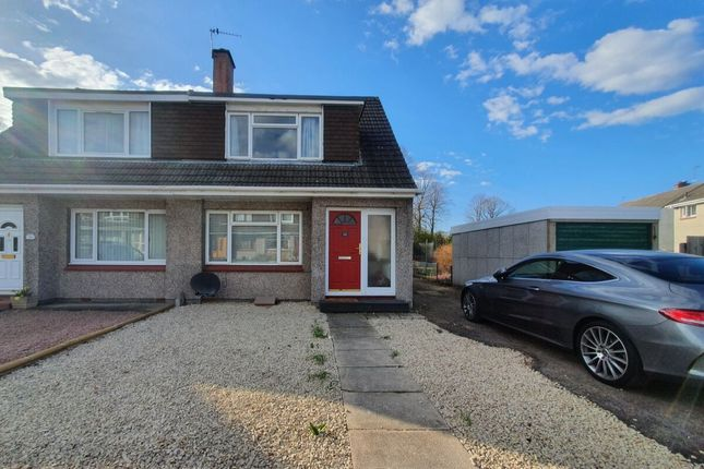 3 bed semi-detached house to rent in Drakies Avenue, Inverness IV2