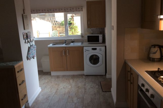Thumbnail Terraced house to rent in Towngate, Midgley, Luddendenfoot, Halifax