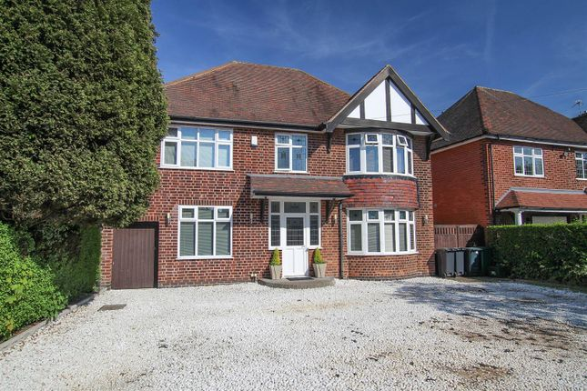 Thumbnail Detached house for sale in Mapperley Plains, Mapperley, Nottingham