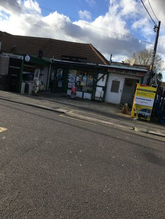 Thumbnail Retail premises for sale in Kents Hill Road, Benfleet