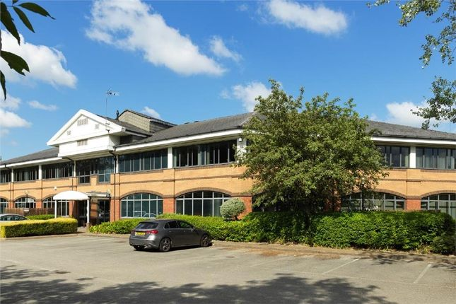 Thumbnail Commercial property for sale in Tatton House, Westmere Drive, Crewe