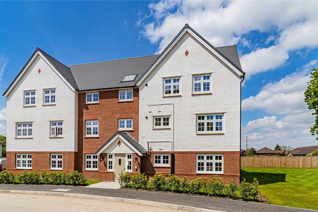 1 bed flat for sale in Albemarle Avenue, Hartford, Northwich CW8