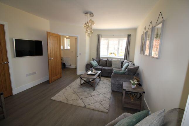 3 bedroom semi-detached house for sale in Rose Mews, Sandal