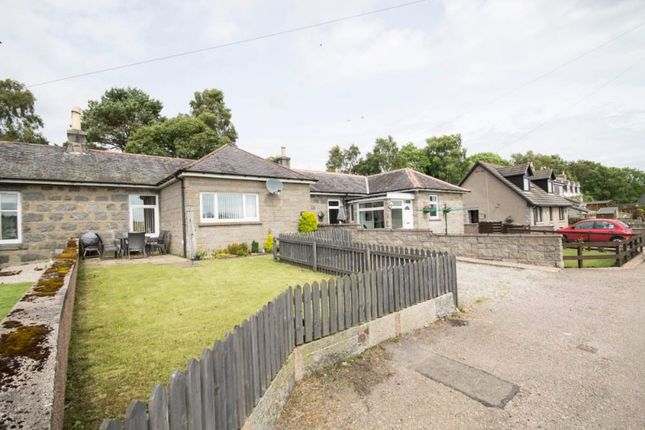 Thumbnail Terraced house to rent in Station Road South, Peterculter, Aberdeen