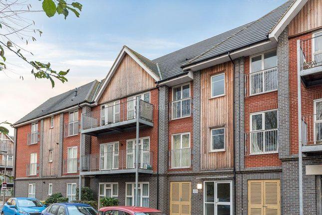 Thumbnail Flat for sale in Millward Drive, Fenny Stratford, Milton Keynes, Bucks