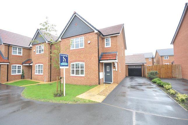 Thumbnail Detached house to rent in Teal Close, Wesham, Preston, Lancashire